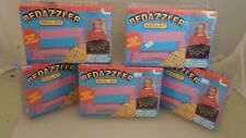 5 Vintage NEW Bedazzler Refill Kits #7805 Over 2500 Studs Factory Sealed
