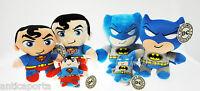 Peluche Batman V Superman Originali DC Comics tutte le misure anche portachiavi