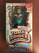 New Playmates Toyfare Exclusive Tomb Raider Adventures of Lara Croft Figure