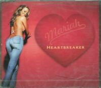 Mariah Carey - Heartbreaker 3 Tracks Cd Sigillato