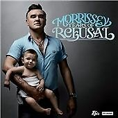 MORRISSEY YEARS OF REFUSAL STRICTLY LIMITED EDITION DELUXE CD DVD NEW SEALED