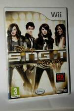 DISNEY SING IT PARTY HITS GIOCO NUOVO NINTENDO Wii EDIZIONE ITA PAL GD1 36700