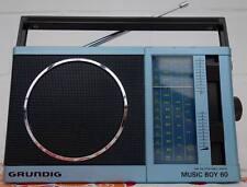 1983er Radio Grundig Music Boy 60 in blu