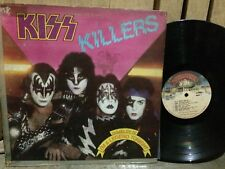 "Kiss 33 rpm Philippines 12"" EP LP killers"