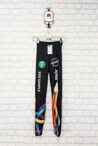 SWIX Nordic Norway Ski Multicolored Men's Legging Size S NWT