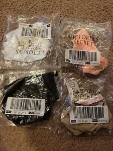VICTORIA'S SECRET PINK NO-SHOW MESH THONG