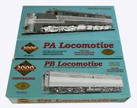 Proto 2000 Series PA & PB HO Scale Union Pacific
