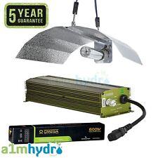 OMEGA 600w Watt Digital Dimmable Super Lumens Ballast Grow Light Kit Hydroponics
