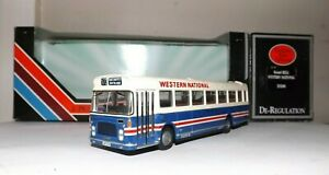 EFE 25206 WESTERN NATIONAL BRISTOL RELL S/D BUS 4MM 1:76 SCALE