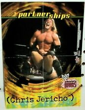 WWE - ABSOLUTE DIVAS 2002 - CHRIS JERICHO - MINI POSTER
