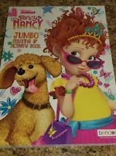 Jumbo Activity Coloring Book Fancy Nancy