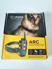 Dogtra ARC Slim Ergonomic 3/4-Mile Remote Dog Training E-Collar - USED