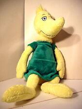 """Kohl's Cares Stuff Plush Animal Dr. Seuss Sneetch 12"""""""