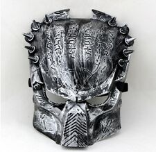 Alien vs Predator Mask Warrior Wolf AVPR Deluxe Movie Mask Halloween