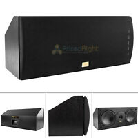 """Dual 6.5"""" 2-Way Center Channel Home Theater Speaker Stereo Audio MTX MUSICA6C"""