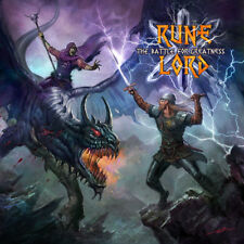 RUNELORD  - The Battle for Greatness (NEW*EPIC/POWER METAL*MANOWAR*CIRITH UNGOL)