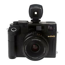 Bronica RF645 con 45mm F4 e 100mm F4.5 medio formato KIT Fotocamera A Telemetro
