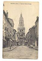 bourg  église notre-dame