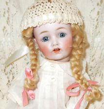 """Antique Kestner 9"""" Toddler Doll J.D.K. ~  Bisque/Composition  ~  Made in Germany"""