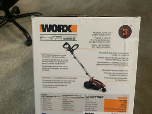 WORX WG896 2 in 1 12-Amp 7.5-Inch Electric Lawn Edger