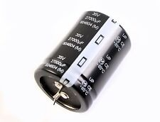 604604(M) 35V Capacitor Nichicon 27000uF 604604M Capacitors