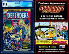 🔥 DEFENDERS 26 CGC 9.8 WHITE PAGES 🔥 GUARDIANS OF THE GALAXY 🔥 $ 27 OFF w #23