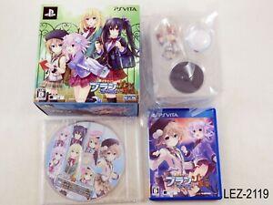 Neptunia Neptune Blanc vs Zombies Japanese Import Limited Edition Japan PS Vita