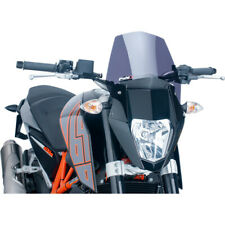 Puig New Generation Windscreen - KTM 690 (Dark Smoke) 6009F