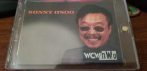 1999 SONNY ONOO - WCW NWO Nitro - Authentic Autograph Card - WWE WWF TNA ECW