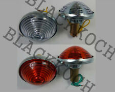 4x Rear Combination - Turn Signal Light Mix Color for Willys Jeep CJ3 CJ5 CJ6