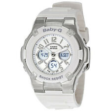 Casio Baby-G White Ladies Watch BGA110-7BCR-AU