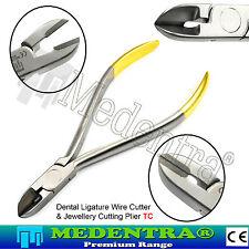 Dental broches Ligature Bijoux Cisailles Métal dur Arc-Fils Pince Coupe TC