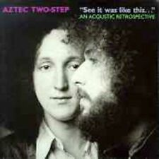 See, It Was Like This by Aztec Two-Step (CD, Aug-1989, Flying Fish)