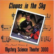 Mystery Science Theater 3000 CD Clowns In The Sky MST3K rare