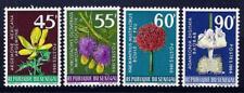 Flowers - Senegal 1966 Flowers set fine fresh MNH