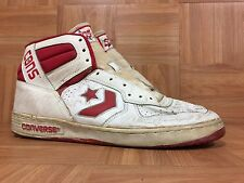 Vintage🔥 Converse CONS NBA Player Exclusive Basketball Shoes Size 15 Signed ???