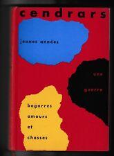 L'aventure Blaise Cendrars Club des Jeunes amis du Livre