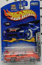 RED FINAL RUN 69 2003 198 DAYTONA SCAT PACK MOPAR CHARGER DODGE BOYS HOT WHEELS