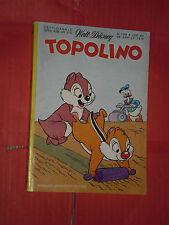 WALT DISNEY- TOPOLINO libretto- n° 1168 a - originale mondadori -anni 60/70