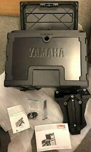 YAMAHA XT1200ZE BLACK TOP BOX REAR CARRIER 23PTC754BL00