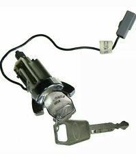 Ignition Lock Cylinder Chrome Bezel With Key for Capri Lynx Bronco II ranger