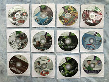 xbox 360 game lot of 12