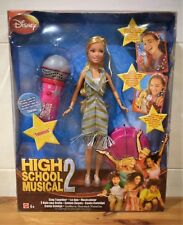 Disney High School Musical 2 cantar juntos Muñeca Y Micrófono Set FAB Sharpay