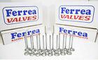 Ferrea Competition Plus Valves Std Size Honda Acura B16a B18c Dohc Vtec B-series