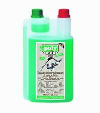 More details for puly milk verde 1 litre milk frother cleaner & descaler espresso coffee machine