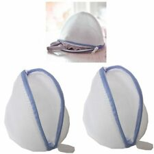 3 Laundry Saver Washing Machine Bra Underwear Lingerie Mesh Wash Basket Bag Sock