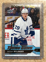 16-17 UD Series One 1 YG Young Guns #249 WILLIAM NYLANDER RC Rookie