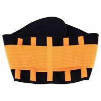 1X(Cintura di Sostegno per Cintura Resistente Cintura Lombare Doppia Cintur M6E9