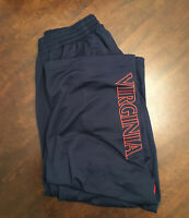University of Virginia UVA Cavaliers Football Team Issued Nike Warmup Pants XL