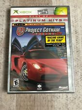 Project Gotham Racing 2 - Original Xbox Game Brand New Factory Sealed Mint